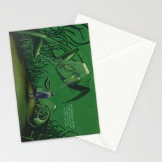 POEM OF INSECTS Stationery Cards