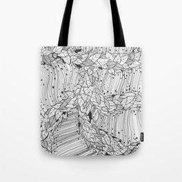 Blätterwerk 2 Tote Bag