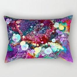 Microcosmos Macro 2 Rectangular Pillow