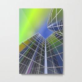look into the sky -3- Metal Print