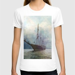 Fernweh for distant lands [expedition to Galapagos] T-shirt