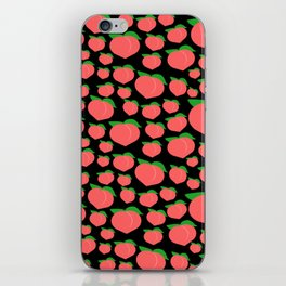 Peaches iPhone Skin