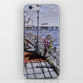 Penarth Seafront iPhone Skin