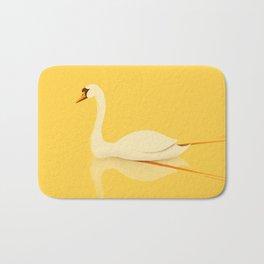 Swan Gliding Beauty Bath Mat