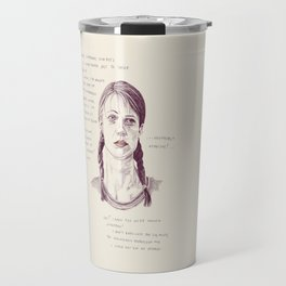 Sliding Doors Travel Mug