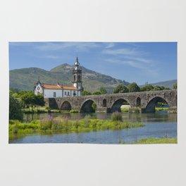 Ponte de Lima, the Minho, Portugal Rug