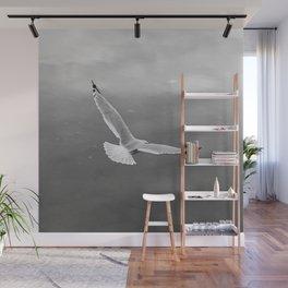 Flying Bird Wall Mural