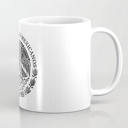 Mexico Coat of Arms Coffee Mug