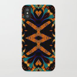 Tribal Geometric iPhone Case