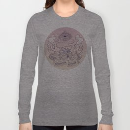 Reading minds / Mielofon Long Sleeve T-shirt