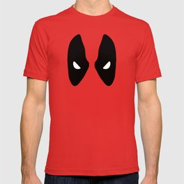 Deadpool Mask T-shirt
