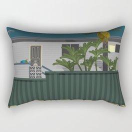 Suburbia Bath-time 2020 Rectangular Pillow