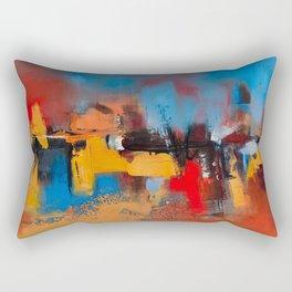 Time to Time Rectangular Pillow