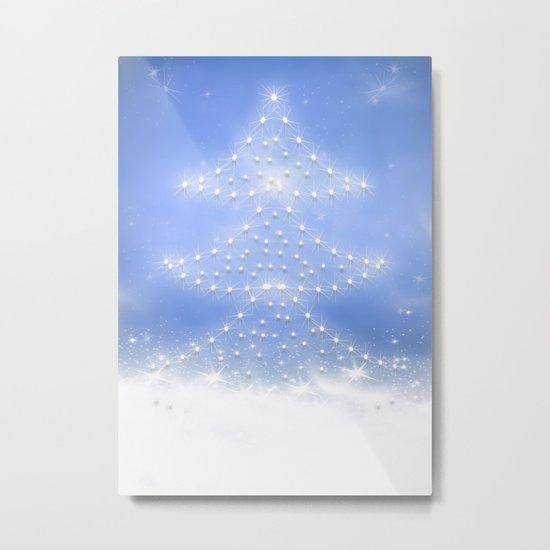 Winter time - Christmas time Metal Print