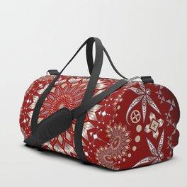 Ancestors (Red) Duffle Bag