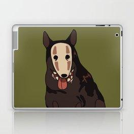 Ghost dog Laptop & iPad Skin