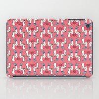 sylveon iPad Cases featuring Sylveon Princess (pattern) by Papa-Paparazzi