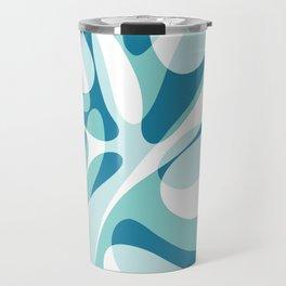 Beach Wave Travel Mug