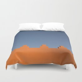 Marrakech Sky Duvet Cover