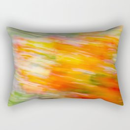 Colorful Strokes 3 (Autumn Whispers) Rectangular Pillow