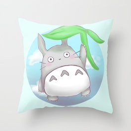 T0TORO Throw Pillow
