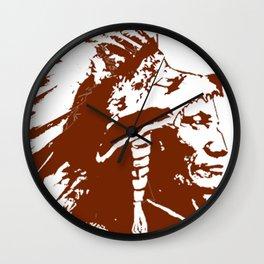 Cherokee Wall Clock