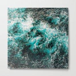 OCEAN WAVE 282 Metal Print