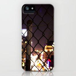 Hollywood Holidays iPhone Case