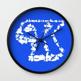 Kennerverse - Collect Them All! Wall Clock