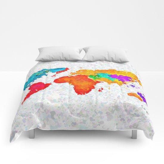 My World of Art   Comforters