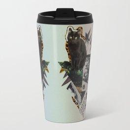 AYAHUASCA CAT Travel Mug