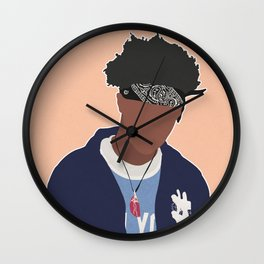 JOEY BADASS Wall Clock