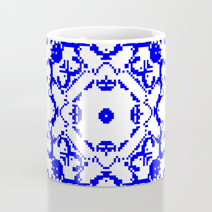 CA Fantasy Blue series #4 Coffee Mug