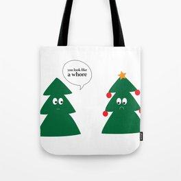 Whore Tote Bag