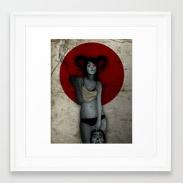 Fauness Framed Art Print