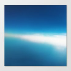 Azure 2 Canvas Print