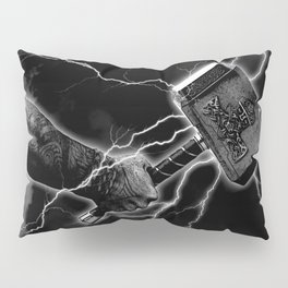 THOR'S HAMMER Pillow Sham