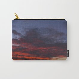 Sky Burns Carry-All Pouch