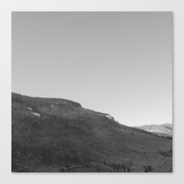 Mt. Hood National Forest Canvas Print