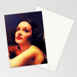 Gail Patrick, Vintage Acress Stationery Cards