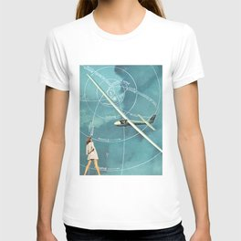 Longing (To travel again) T-shirt