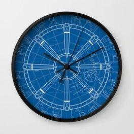 Project Midgar Wall Clock