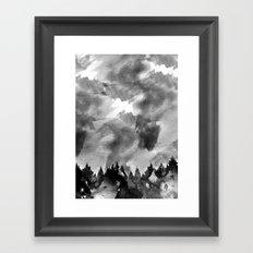 The Black Forest  Framed Art Print