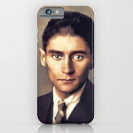 Franz Kafka, Literary Legend iPhone Case