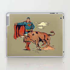 Matador of Steel Laptop & iPad Skin