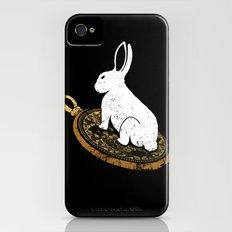 Follow The White Rabbit Slim Case iPhone (4, 4s)