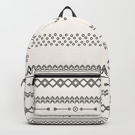 Tribal Pattern of Baholo Backpack