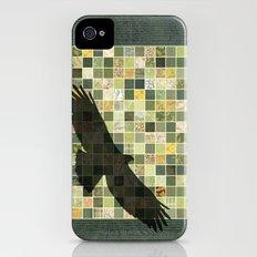 Soaring Hawk iPhone (4, 4s) Slim Case