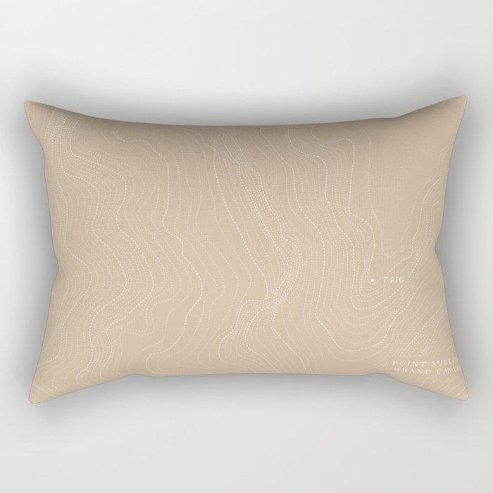 Point Sublime Rectangular Pillow