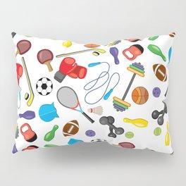 Children's Sport Pattern Pillow Sham